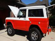 1973 Ford 351 C 1973 - Ford Bronco